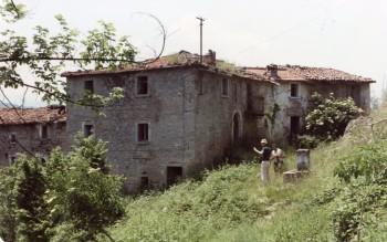 Case del borgo di Laturo