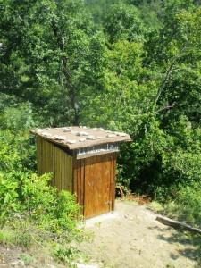 latrina completata