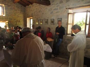 Inaugurazione del restauro della cappellina di Laturo in sinergia con la Diocesi di Ascoli Piceno